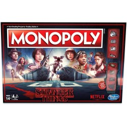 Monopoly Stranger Things ENG