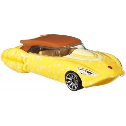 Hot Wheel Disney Character Car Belle