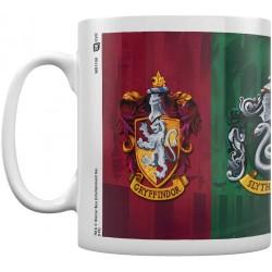 Tasse Harry Potter Wappen der Häuser