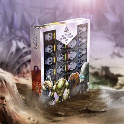 Anachrony Exosuit Miniature Set - EN