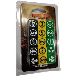 Mutant Year Zero Dice Set