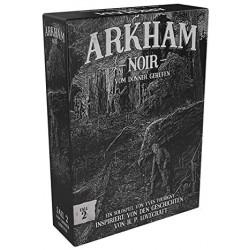 Arkham Noir Fall 2 Vom Donner erweckt