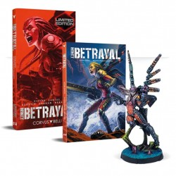 Infinity Betrayal Graphic Novel Limited Edition EN