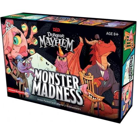 D&D Dungeon Mayhem: Monster Madness EN