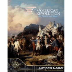 Commands & Colors: Tricorne Expansion ? The American Revolution War Expansion Kit 1 ? The French & More! - EN