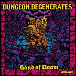 Dungeon Degenerates: Hand of Doom - EN