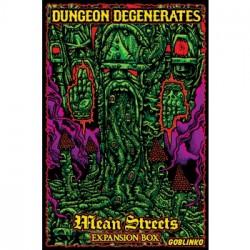 Dungeon Degenerates: Mean Streets - EN