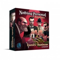 Nothing Personal: Family Business Expansion - EN