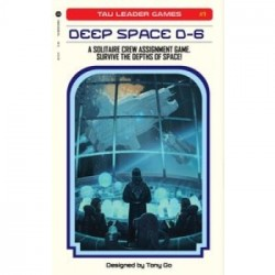 Deep Space D-6 (2nd printing) - EN