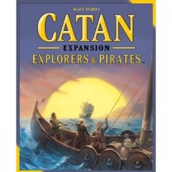 Catan: Explorers & Pirates? Expansion - EN