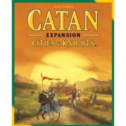 Catan: Cities & Knights? Game Expansion (2015 Refresh) - EN