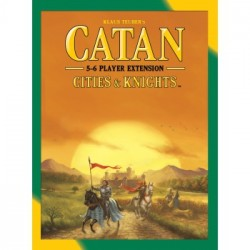 Catan: Cities & Knights? 5-6 Player Extension? - EN