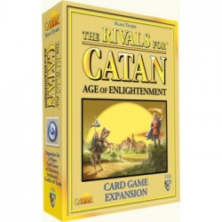 The Rivals for Catan: Age of Enlightenment - EN