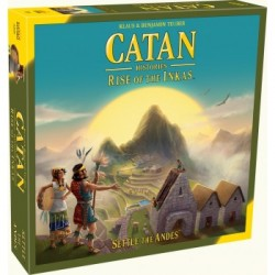 Catan: Rise of the Inkas - EN