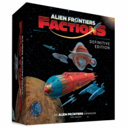 Alien Frontiers: Factions (Definitive Edition) - EN