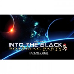 Into the Black: Increased Crew Expansion - EN