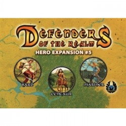 Defenders of the Realm: Hero Expansion 5 - EN