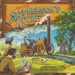 Stephenson's Rocket - EN