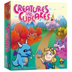 Creatures and Cupcakes - EN