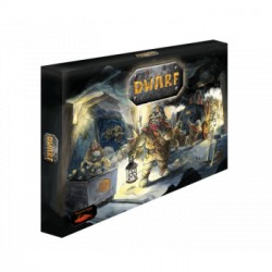Dwarf board game - DE/ES
