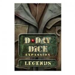 D-Day Dice - Legends Expansion - EN