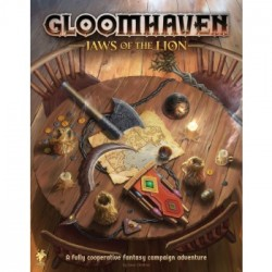 Gloomhaven - Jaws of the Lion - EN
