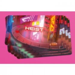Dicetopia: Co-Op/Solo Heist Pack - EN/FR/DE