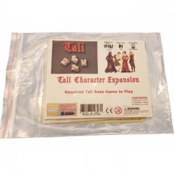 Tali Character Expansion - EN