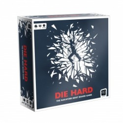 Die Hard: The Nakatomi Heist Board Game - EN