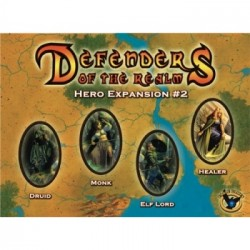 Defenders of the Realm: Hero Expansion 2 (bagged) - EN