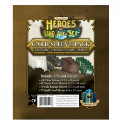 Heroes of Land, Air & Sea: Sleeve Pack