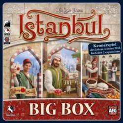 Istanbul: Big Box - EN