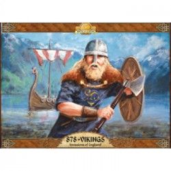878: Vikings - Invasions of England - EN