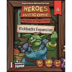 Heroes Welcome: Kickbacks Expansion - EN