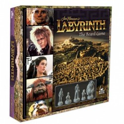 Jim Henson's Labyrinth: The Board Game - EN