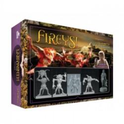 Jim Henson's Labyrinth: Fireys! Expansion - EN