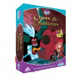 My Little Pony: Tails of Equestria - Ogres & Oubliettes - EN