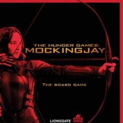 The Hunger Games: Mockingjay - The Board Game - EN