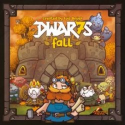Dwar7s Fall Core Game - EN