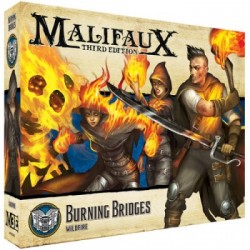 Malifaux 3rd Edition - Burning Bridges - EN