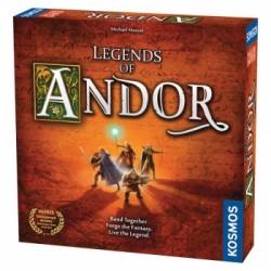 Legends of Andor: Base Game - EN