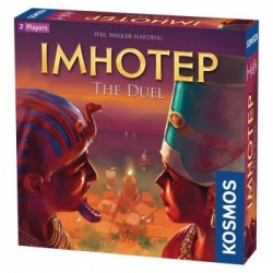 Imhotep - The Duel - EN