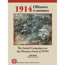 1914, Offensive à outrance - EN
