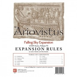 Ariovistus: A Falling Sky Expansion - EN