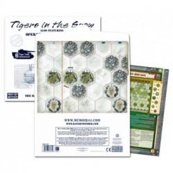 DoW - Memoir '44 - Battle Map 2 Tigers in the Snow - EN