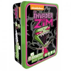 Invader Zim Doomsday Dice Game - EN