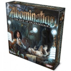 Abomination: The Heir of Frankenstein - EN