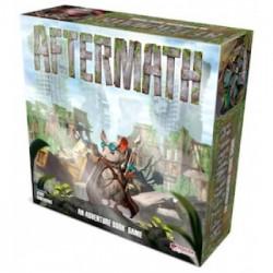 Aftermath: An Adventure Book Game - EN
