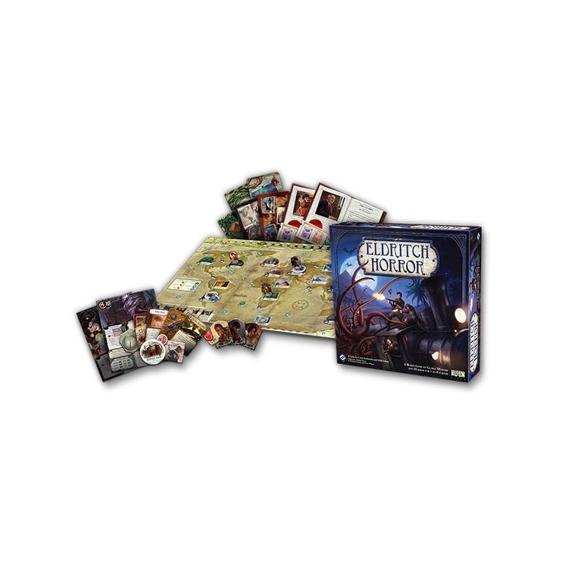 Eldritch Horror Engl Games Toys More E U