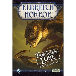 Eldritch Horror: Forsaken Lore Expansion